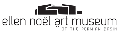 Ellen Noël  Art Museum of the Permian Basin logo