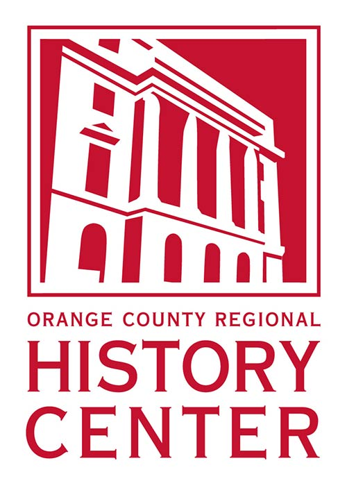Orange County Regional History Center logo