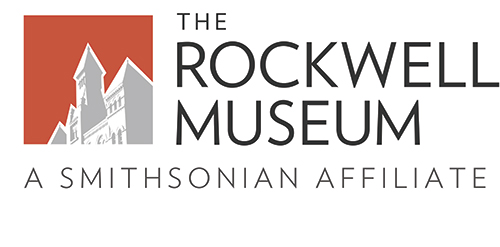 Rockwell Museum, The logo