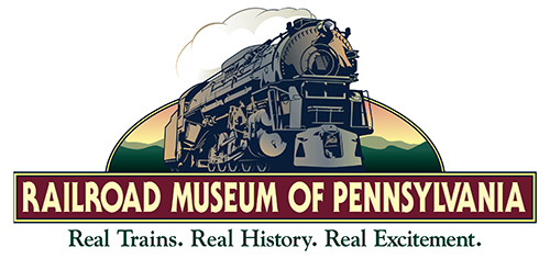 Railroad Museum of Pennsylvania logo