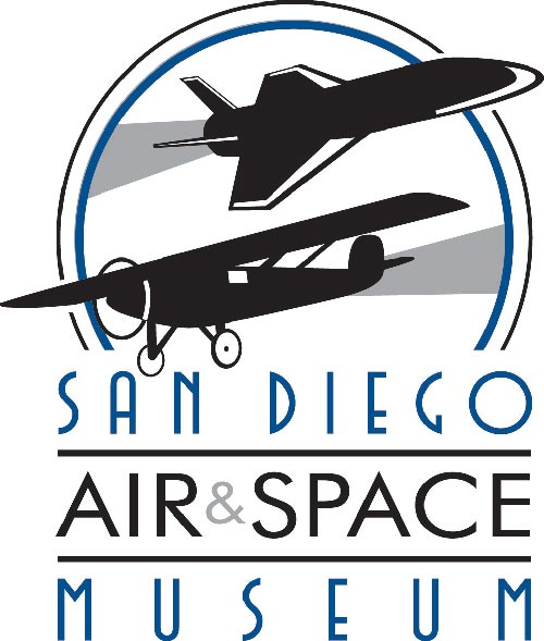 San Diego Air and Space Museum logo