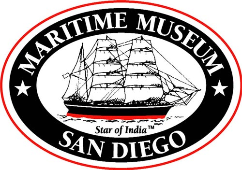 Maritime Museum of San Diego logo
