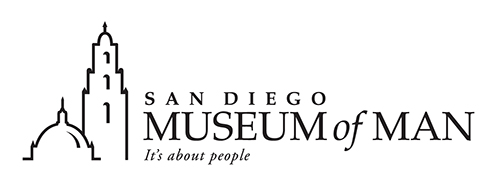 San Diego Museum of Man logo