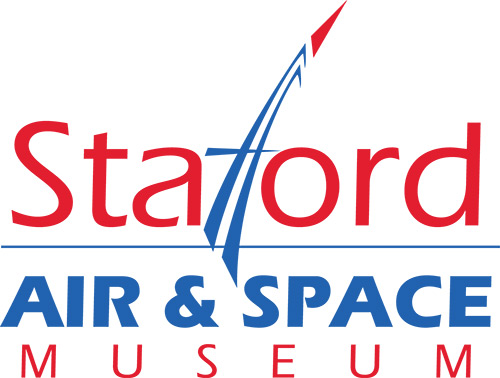 Stafford Air & Space Museum logo