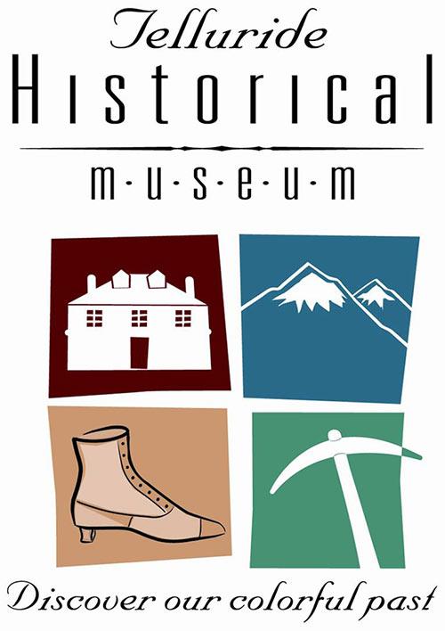 Telluride Historical Museum logo